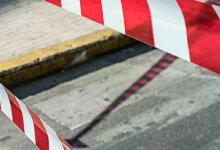جريح بحادث سير على طريق عام كوسبا