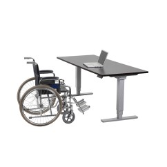 Wheelchair Height Pilates Chair Video Adjustable Access Bnn Office Furniture