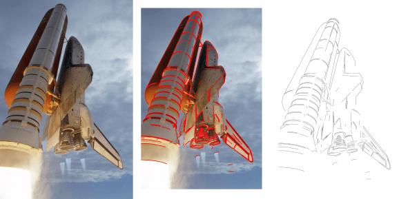 example contourlines