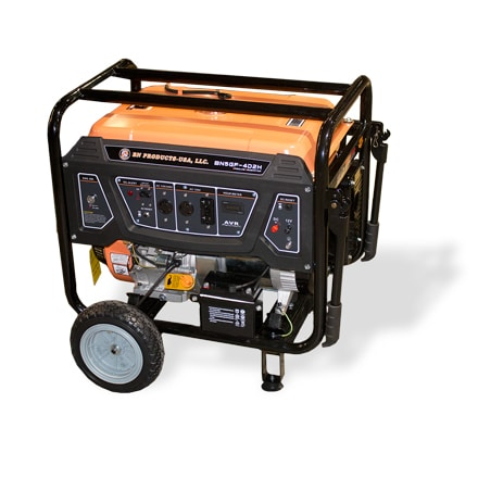 Generator For Table Saw