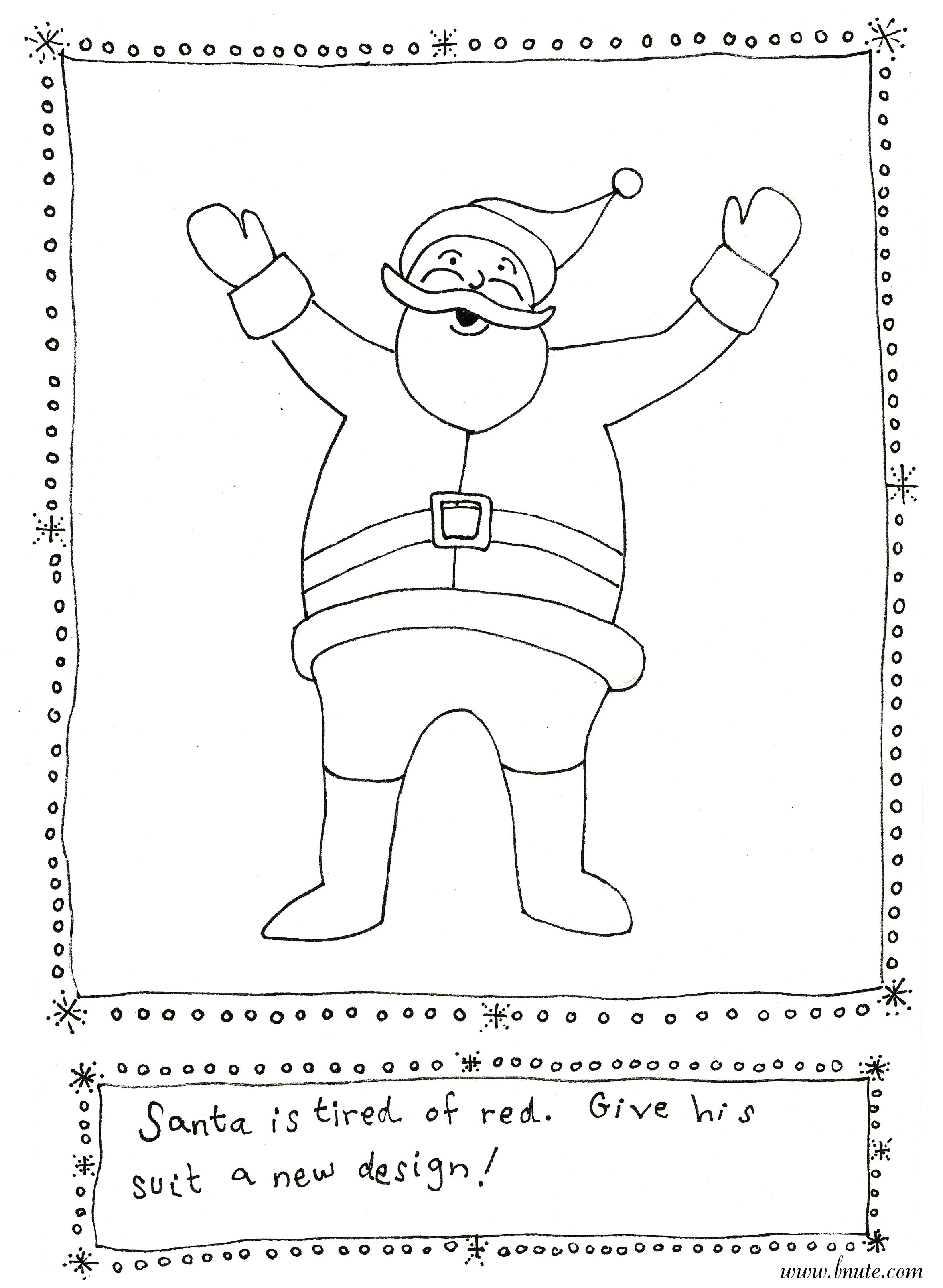 Christmas Favorites Worksheet