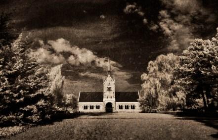 Vester Kirkegårds Nordre Kapel