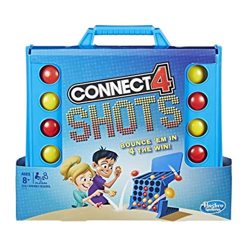 connect 4 shots board