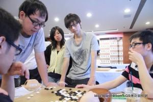 碁聖5大天王首位出線! 張哲豪劉耀文第2名. – Board19 | 圍棋 News