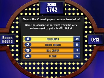 family feud internet game