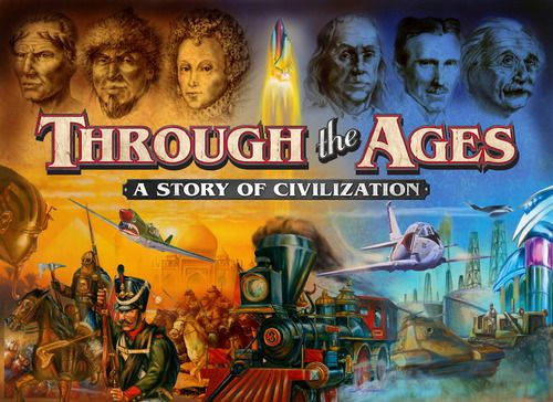 Through The Ages Box Cover