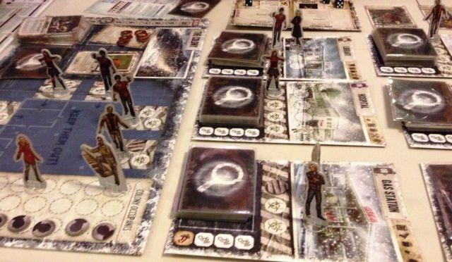 Dead of Winter Gameplay 3