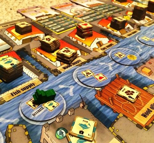 Le Havre Solo Game