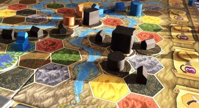 Terra Mystica Gameplay