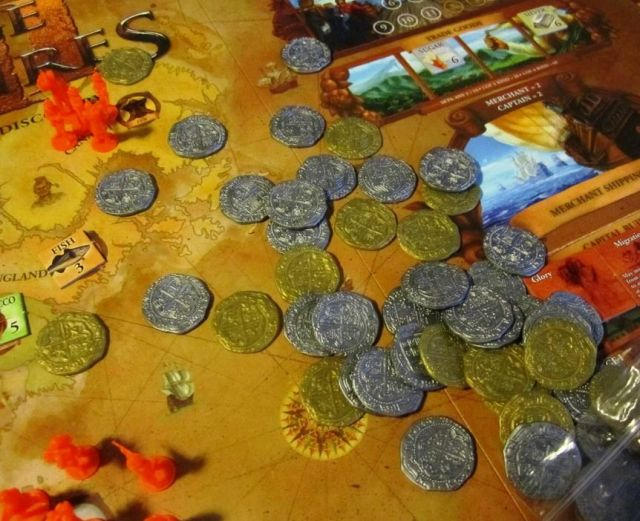 Age of Empires III The Age of Discovery Coins