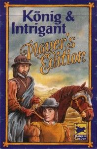 El Grande König Intrigant – Player's Edition