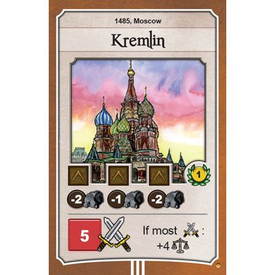Nations Kremlin promo card
