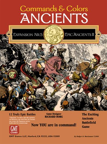 Commands and Colors: Ancients Expansion Pack 5 – Epic Ancients II