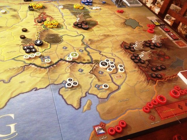 War of the Ring (Second Edition) - Gameplay