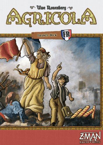 Agricola - France Deck
