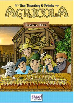 Agricola - Gamers Deck