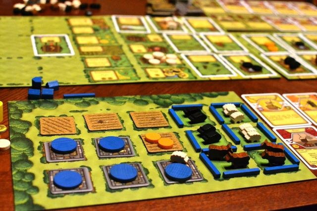 Agricola - Solo Play