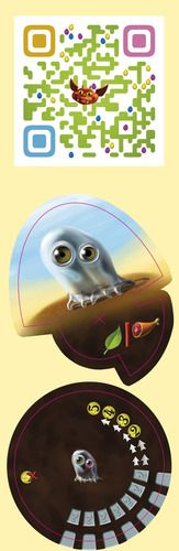 Dungeon Petz: Bob the Blob Promo Pet