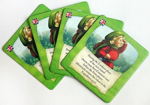 Imperial Settlers - Exploration Tiles