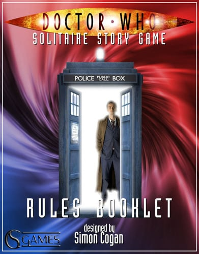 doctor who solitaire story game