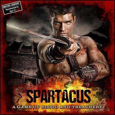spartacus a game of blood treachery
