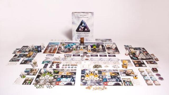 anachrony - board game