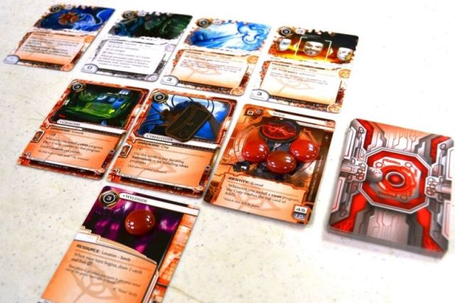 android netrunner - anarch deck