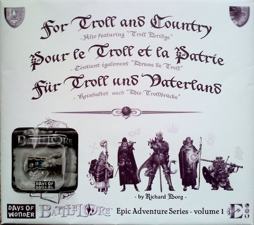 Battlelore - For Troll and Country