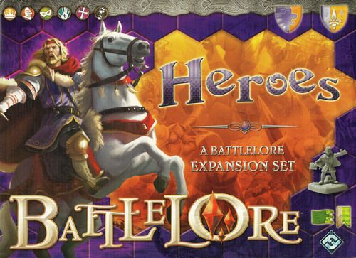 Battlelore - Heroes Expansion