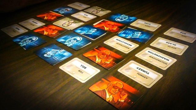 Codenames - Gameplay