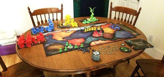 Cthulhu Wars - Base Game