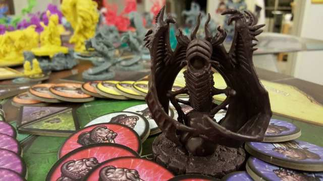 Cthulhu Wars - Watcher of the Green Pyramid