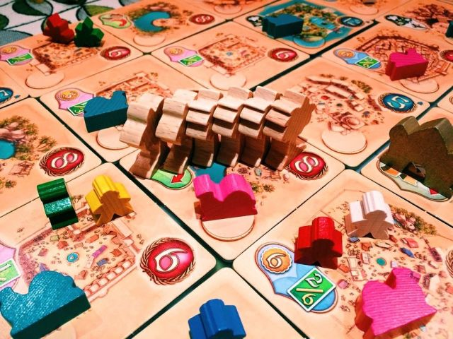Five Tribes - Forest Palms