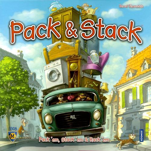 Pack and Stack