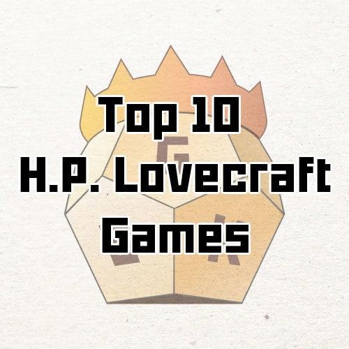 top 10 lovecraft board games