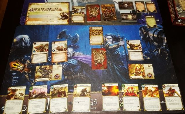 Warhammer Quest The Adventure Card Game - Gameplay Quest 1