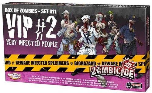 Zombicide Box of Zombies Set #10: VIP-2