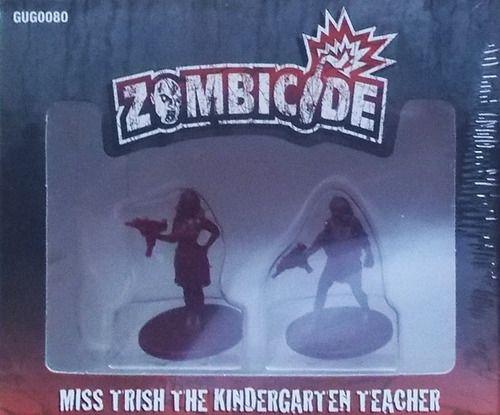 Zombicide Survivor Miss Trish