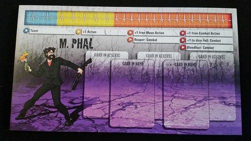 Zombicide Survivor Mr.Phal