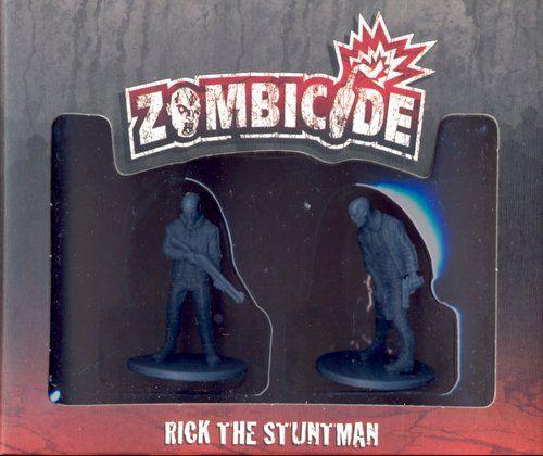 Zombicide Survivor Rick
