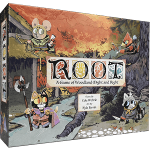 Root: A Game of Woodland Might & Right (EN)