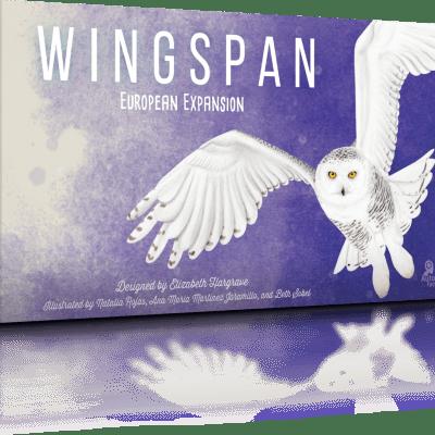 Wingspan European Expansion (EN)