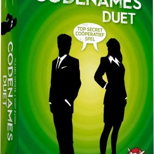 Cover Codenames Duet