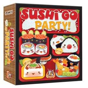 Cover Sushi Party