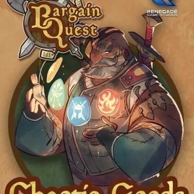 Bargain Quest: Chaotic Goods Expansion (EN)