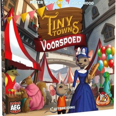 Tiny Towns: Voorspoed Uitbreiding (NL)