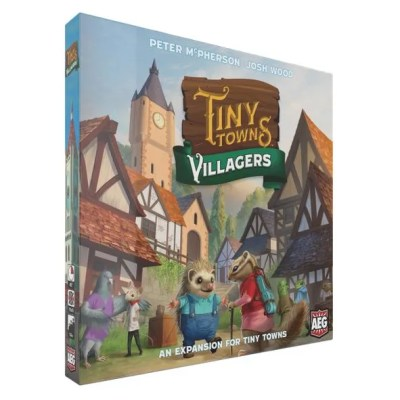 Tiny Towns: Villagers Expansion (EN)