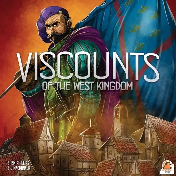 Cover Viscounts