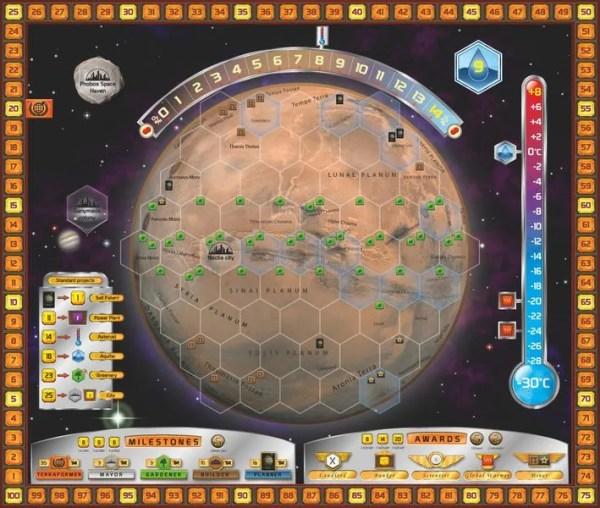 Terraforming Mars CMP