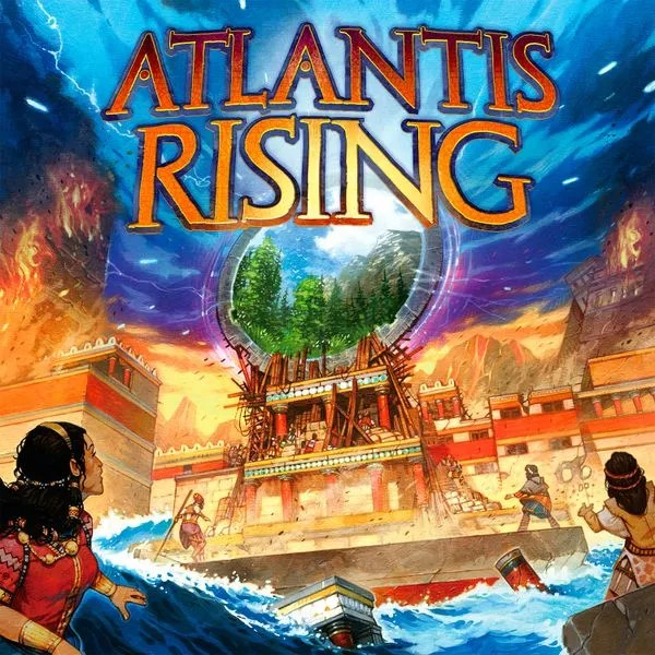 Cover Atlantis Rising